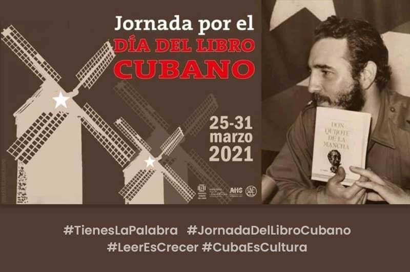 Ya comenzó la Jornada por el Día del Libro Cubano