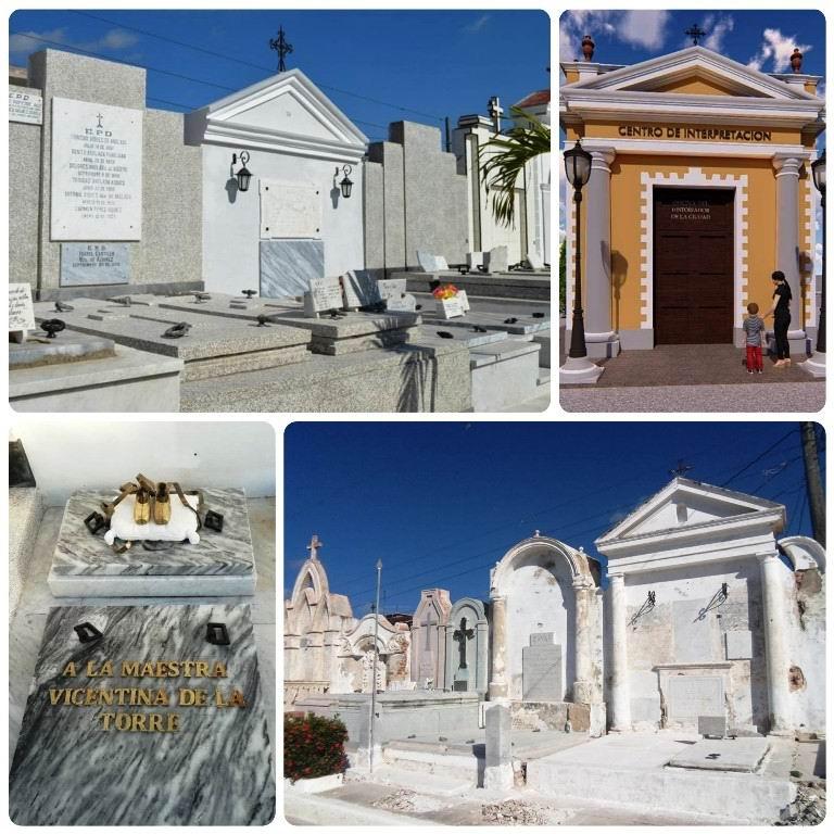 Labor de rescate del patrimonio funerario camagüeyano