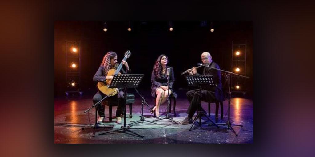 Mabel: una apasionada de la guitarra (+Audio)