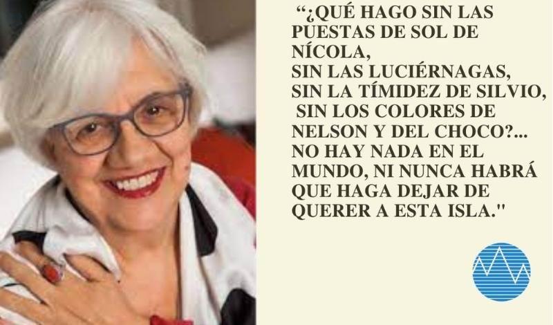 Marilia: se convirtió en una cubana más (+Audio)