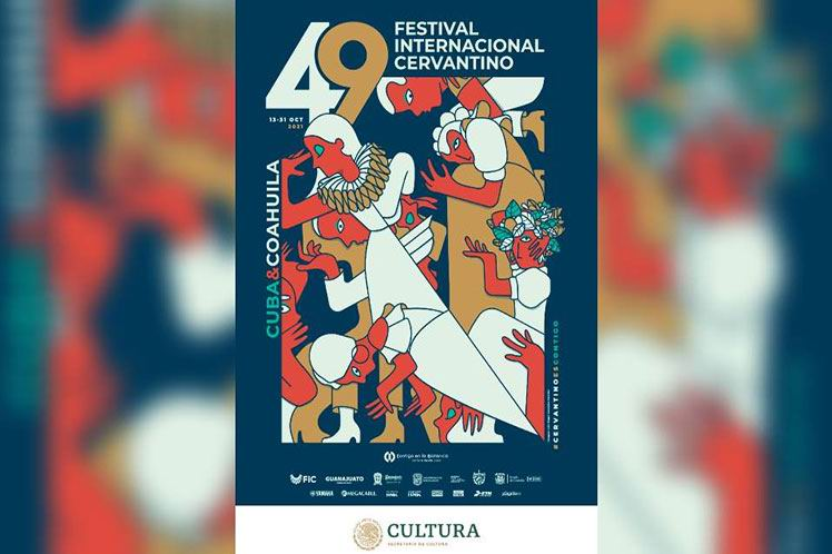 Cuba es invitada de honor a Festival Internacional Cervantino en México