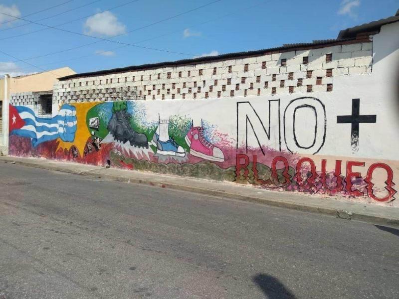 En Audio: Los artistas plásticos santiagueros condenan el bloqueo