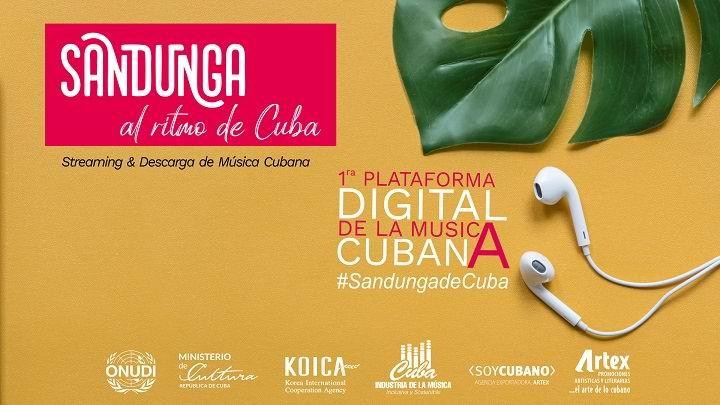 Incorpora plataforma de música Sandunga lista de canciones infantiles