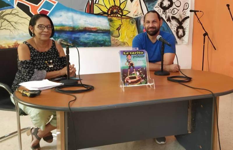 Lazarito y el mar: un libro para niños cubanos (+Audio)