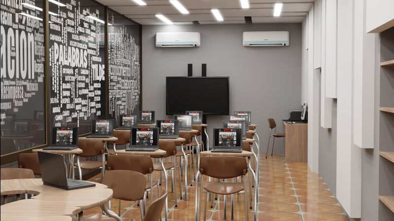 Proyecto Aula inteligente OHCC Camaguey