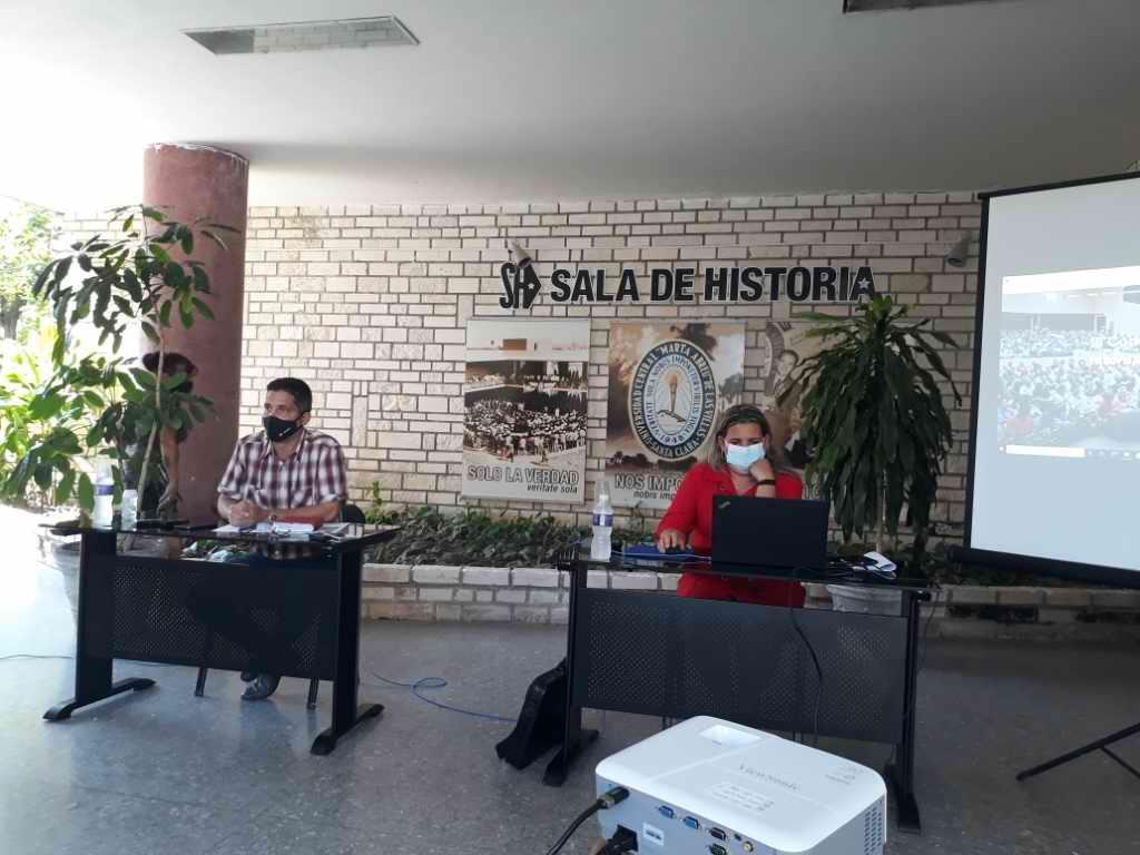 Por un desarrollo sostenible en la Universidad Central de Las Villas