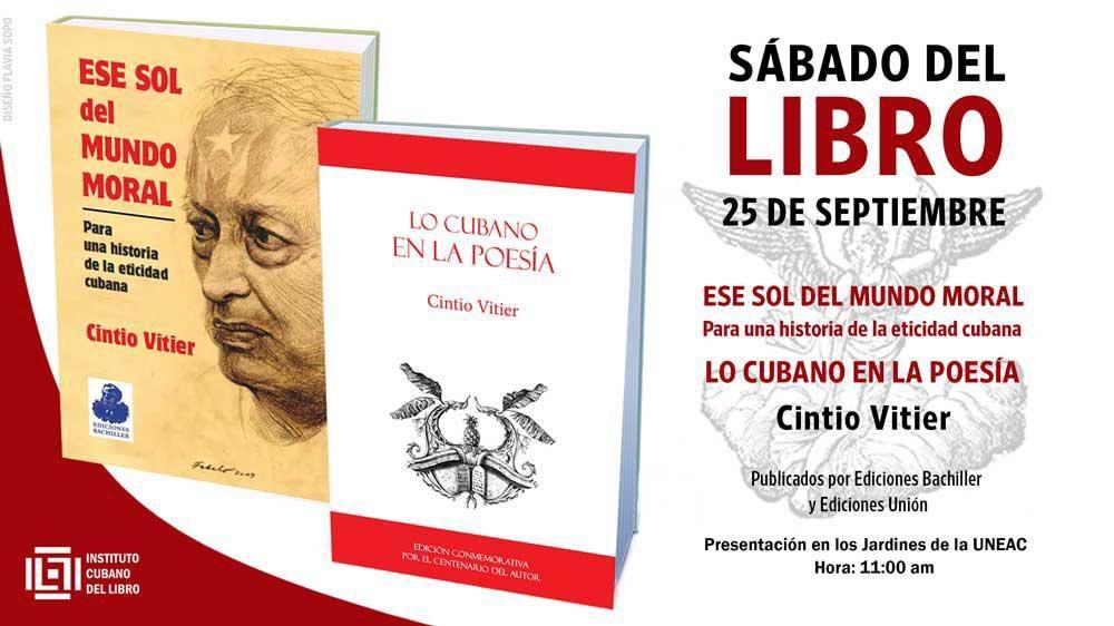 Cintio Vitier: el creador, el patriota (+Audio)