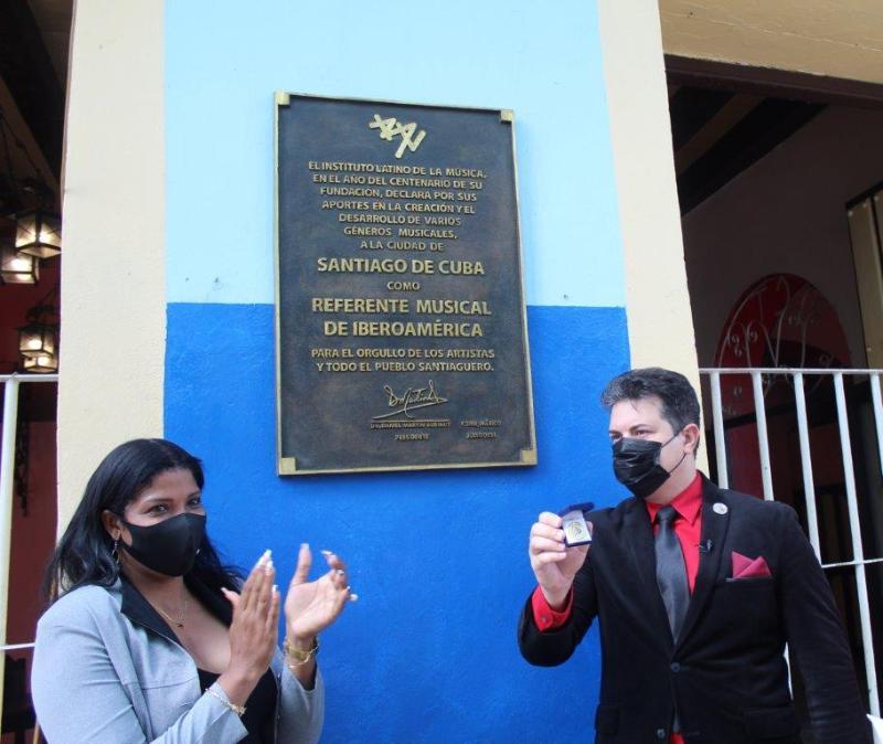Santiago de Cuba, referente musical de Iberoamérica