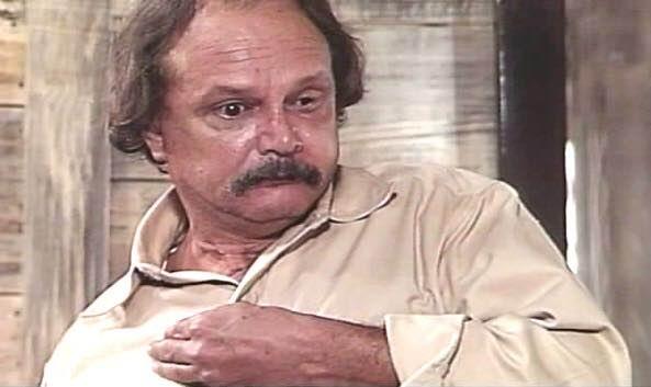 Enrique Molina en el personaje de Silvestre Cañiso
