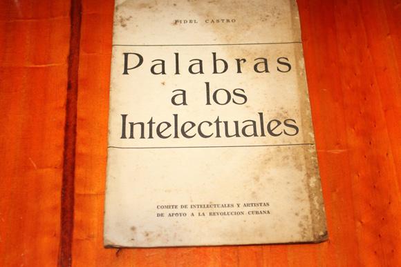 Palabras a los Intelectuales: por la soberanía cultural y la justicia social (+Audio)