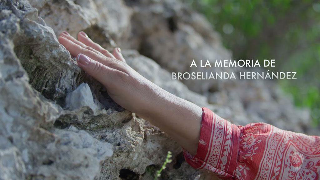 Ivette Cepeda estrena video clip dedicado a Broselianda Hernández