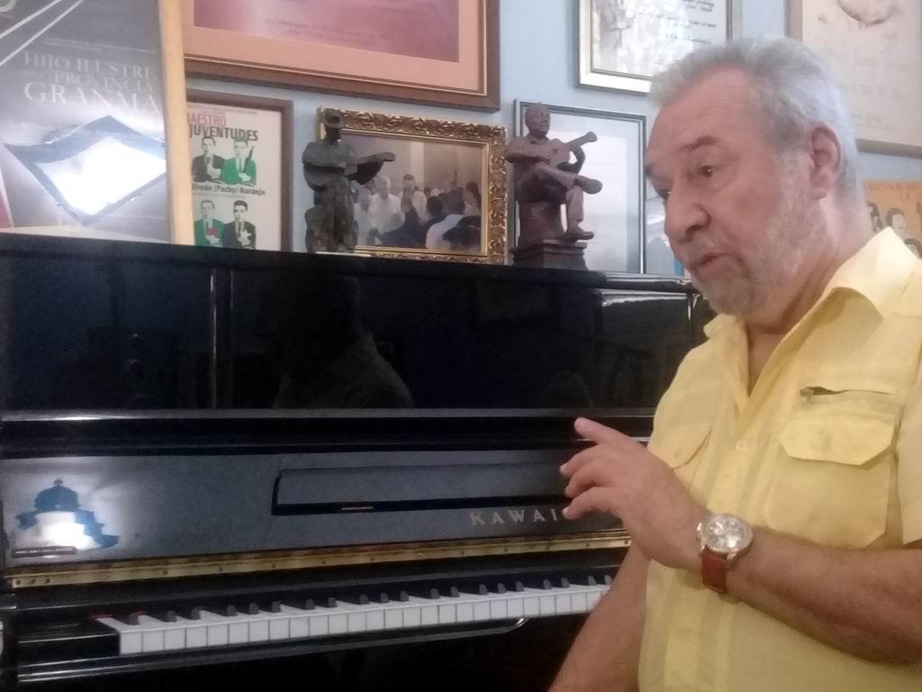 Wilfredo Salvador, Pachy Naranjo, Verdecia, Premio Nacional de Música y Maestro de Juventudes
