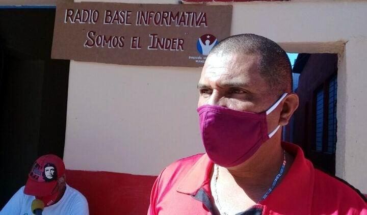 Máster en Ciencias Alexis Sánchez Jerez, comunicador institucional del organismo