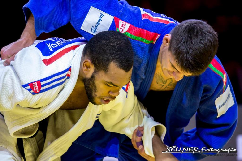 Andy Granda cerrará la actuación del judo masculino cubano en estos Juegos Olímpicos
