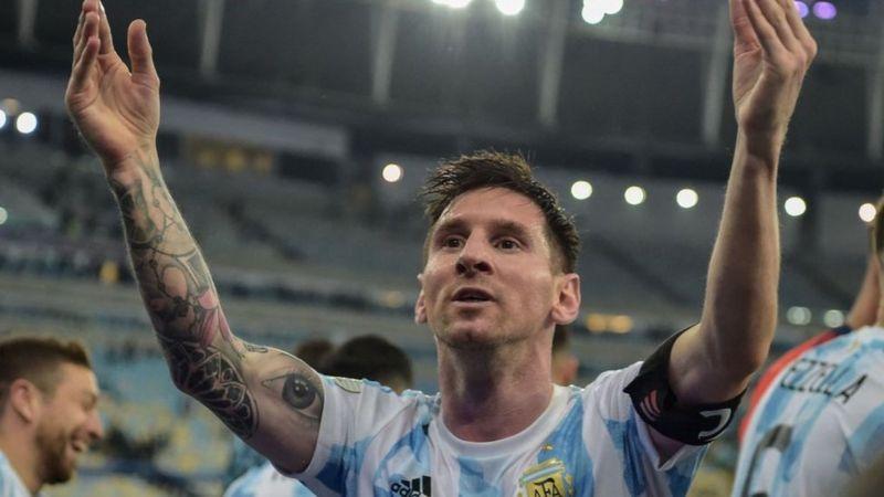 Gana la argentina de Messi la Copa América tras 28 años