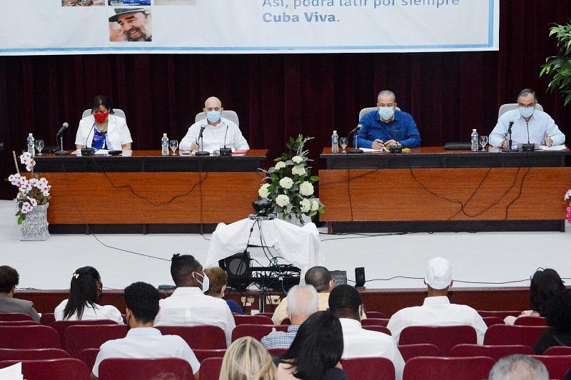 Cuba continuará apoyando el desarrollo del deporte (+Audio)