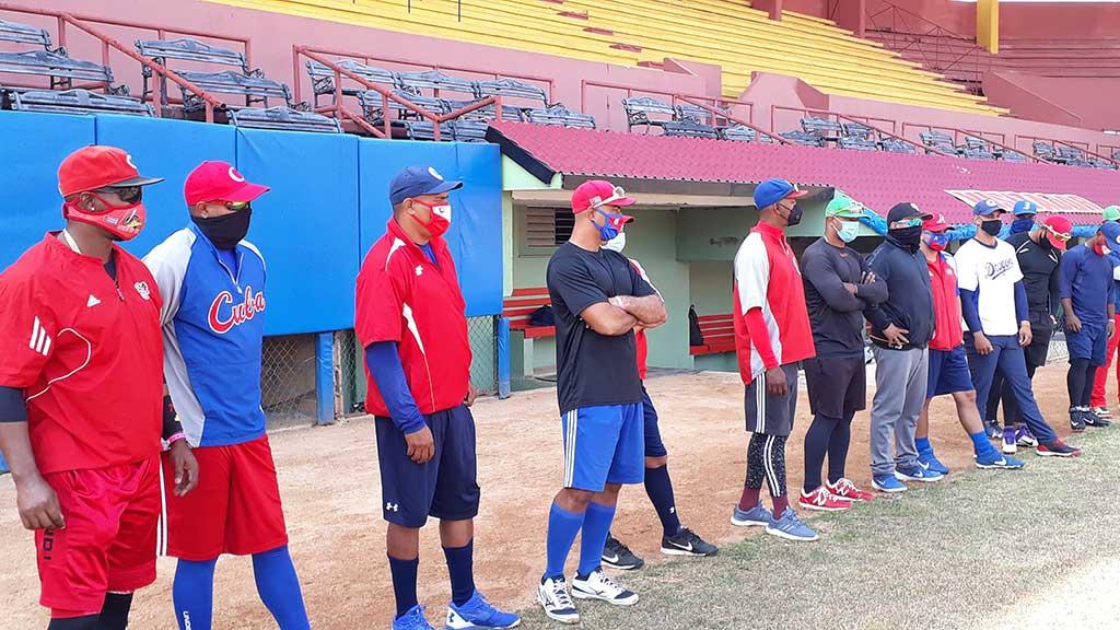 Peloteros cubanos tiene la mira puesta en el Preolímpico