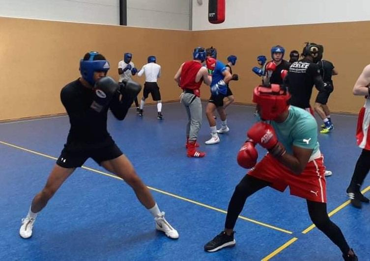 """Boxeadores cubanos regresan a la """"Finca"""""""