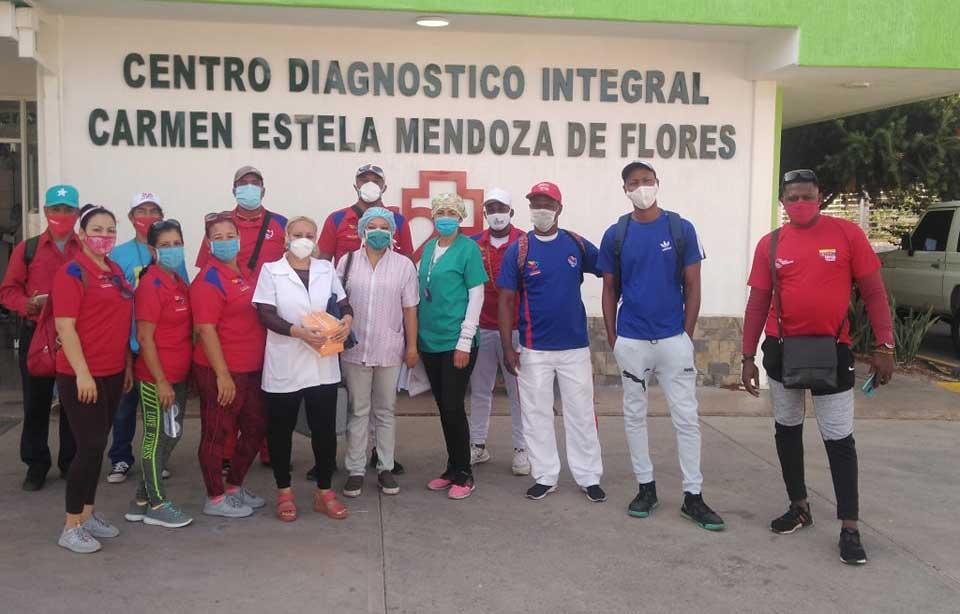 Apoyan colaboradores del deporte cubano enfrentamiento al nuevo coronavirus en Venezuela