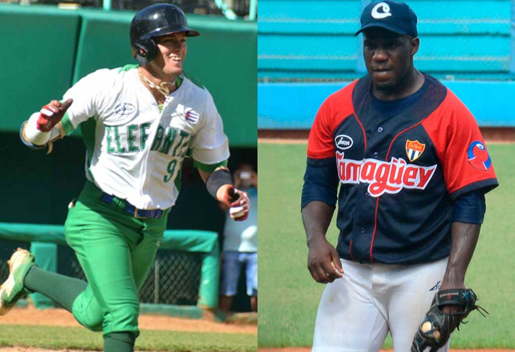 César Prieto y Frank Madan: grata porfía por el MVP del béisbol cubano