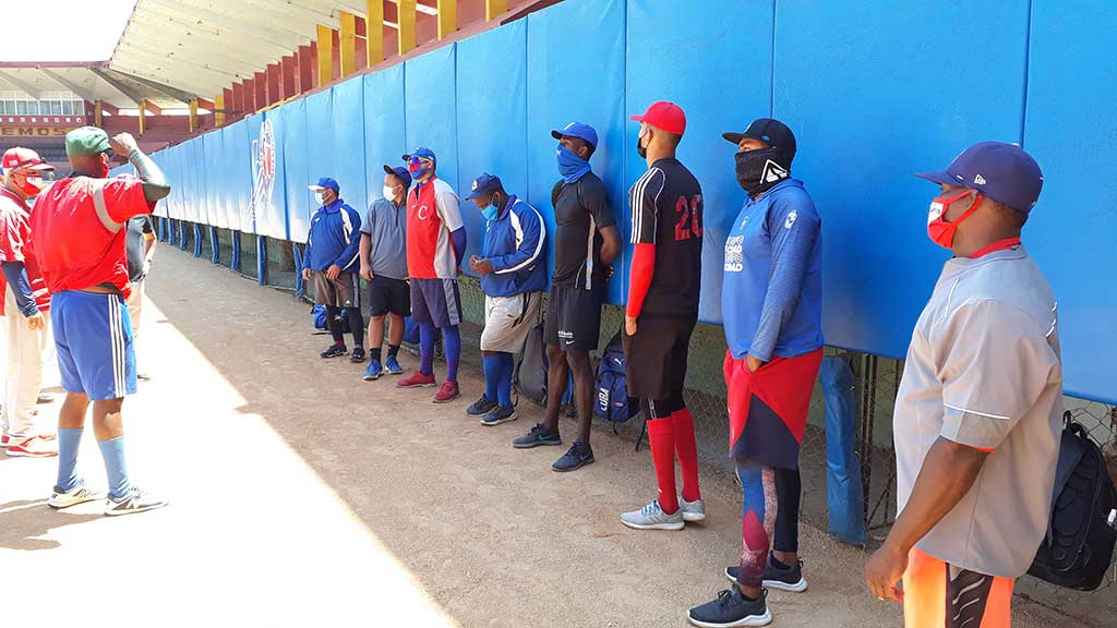 El pitcheo será una de las fortalezas del equipo Cuba (+Audio)