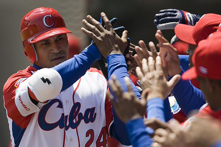 Cuban baseball players will attend the Pre-Olympic Games in the U.S.
