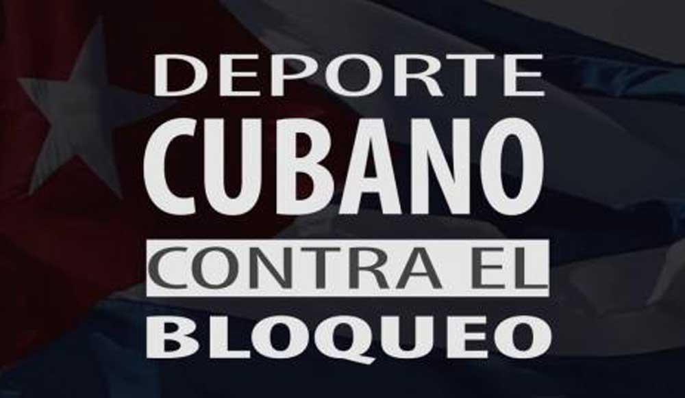 El deporte cubano se pronuncia contra el Bloqueo en evento virtual (+Video)