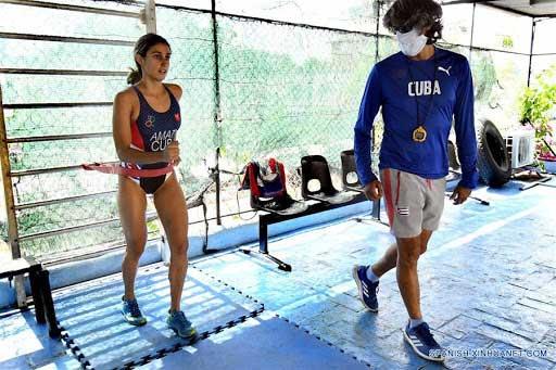 Movimiento deportivo le corta el paso a la COVID-19 (+Audio)