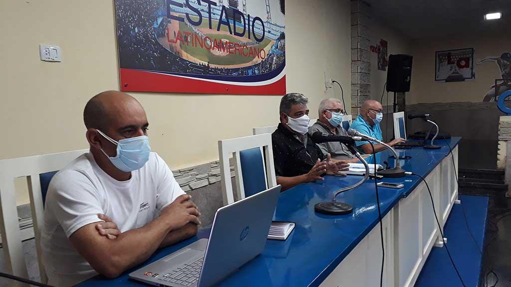 Listo equipo para Curazao y preselección para la Florida (+Audio)