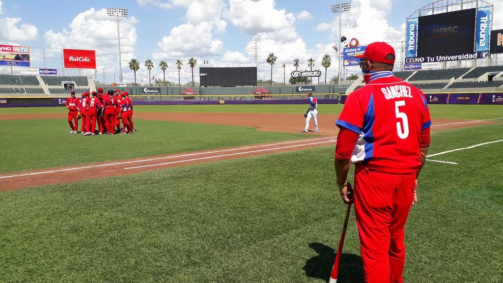 Ya Cuba está entre los 6 primeros en Mundial Sub-23 (+Audio)