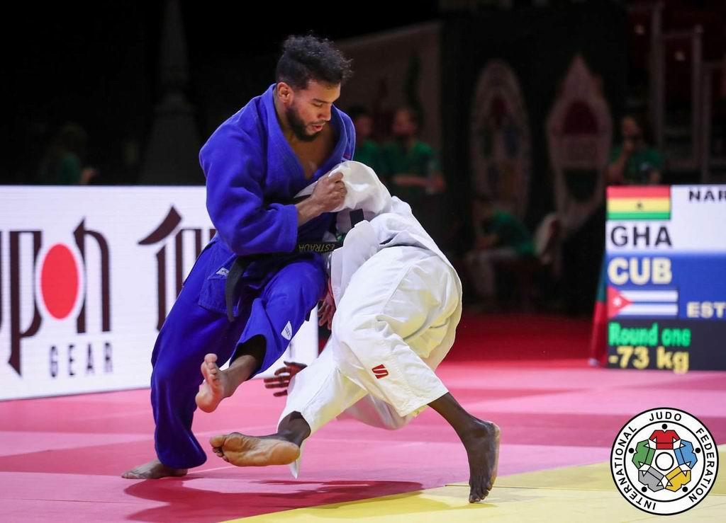 """En Audio: Cubanos a prueba de """"fuego"""" en la meca del Judo"""