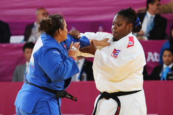 """Yordanis Arencibia: """"El Judo femenino cumplirá en Tokio"""" (+Audio)"""