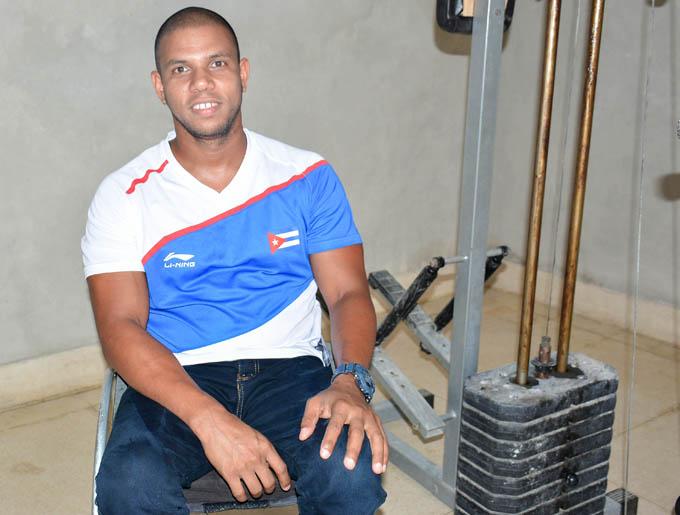 Continúa su preparación Lorenzo Pérez rumbo a los Juegos Paralímpicos de Tokio (+Audio)
