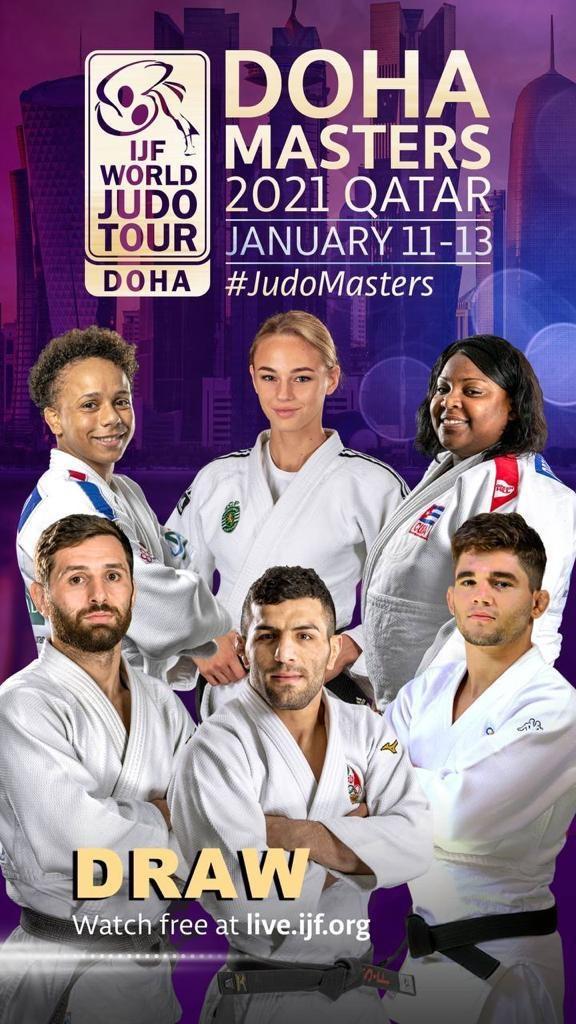 Judocas cubanos están seguros en Doha