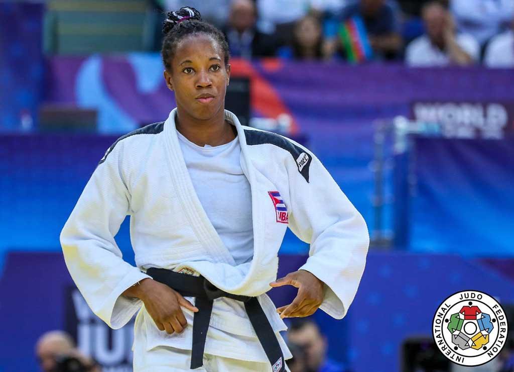 Maylín quiere mostrar su mejor judo en Tokio (+Audio)