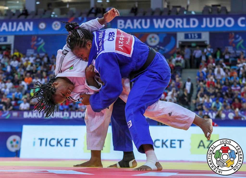 Maylín quiere mostrar su mejor judo en Tokio