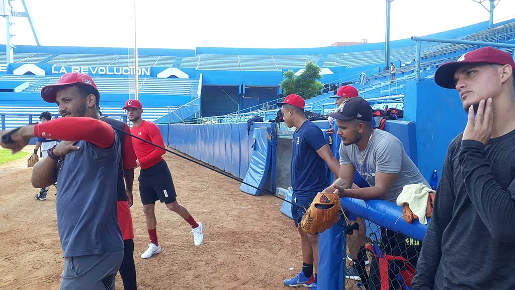 Viajará selección cubana este martes a México