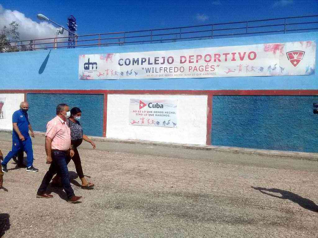 Elogian conservación de instalaciones deportivas en Manzanillo (+Audio)