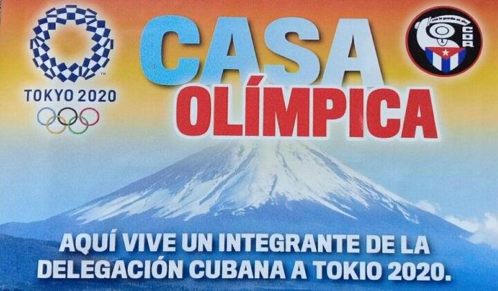 """En Audio: Distinción de afectos para """"familias olímpicas"""""""