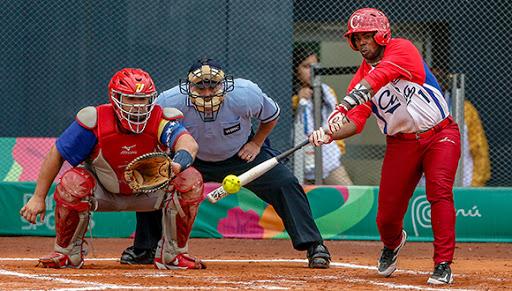 Softbol cubano traza proyecciones para el cierre del año