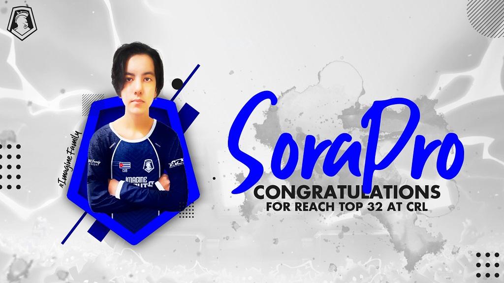 SoraPro hace historia para Cuba, competirá entre los 32 mejores del mundo