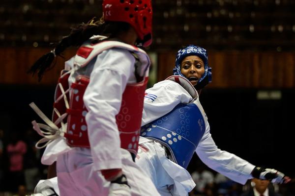 Taekwondoca camagüeyana Jesy de la Caridad Valdespino con posibilidades de medalla en Juegos Panamericanos Junior