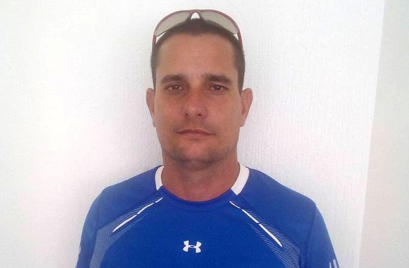 Víctor Alexis Díaz Miranda, Jefe de entrenadores del equipo Nacional de Tenis de Mesa