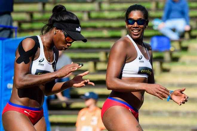 Mujeres del Voleibol de Playa aspiran estar en Tokio (+Audio)