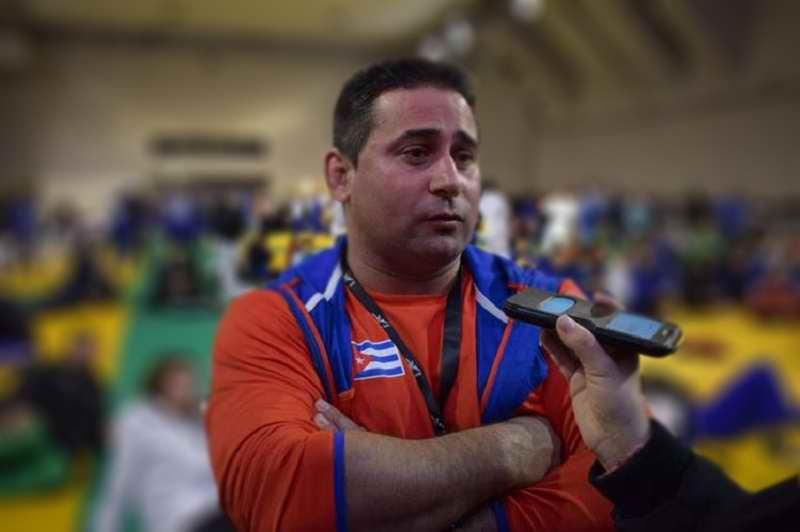"""Yordanis Arencibia: """"El Judo femenino cumplirá en Tokio"""""""