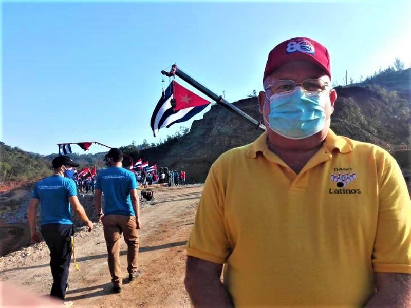 Ingeniero Roberto Pupo Verdecia, Director general de la Dirección Integral de Proyectos Trasvases