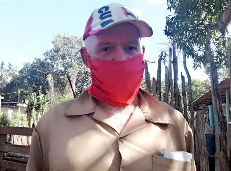 En Audio: Único agricultor cienfueguero con el Título Héroe del Trabajo de la República de Cuba
