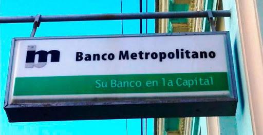 Banco Metropolitano: Tarea Ordenamiento, pago a jubilados y otras operaciones (+Audio)