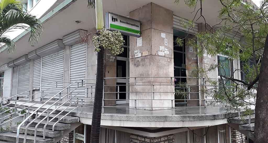 Banco Metropolitano: Tarea Ordenamiento, pago a jubilados y otras operaciones