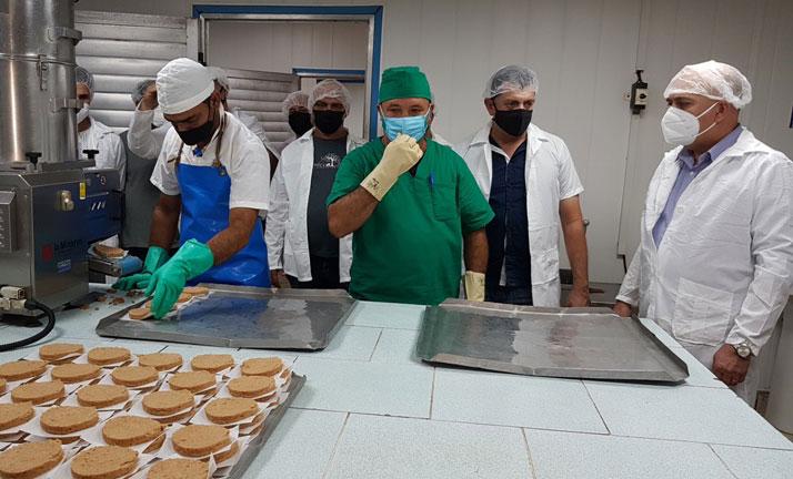 Ratifica en Camagüey Morales Ojeda prioridad de la producción de alimentos